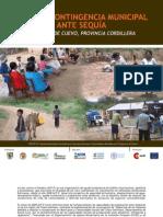 Plan de Contingencia Municipal ante Sequía - Cuevo