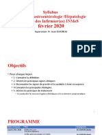 Syllabus Cours Gastro Etudiants   Infirmiers fev 20-1