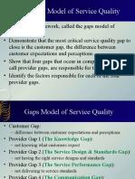 GapsModelofService Quality