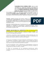 CONTRATO DE ADMINISTRACION