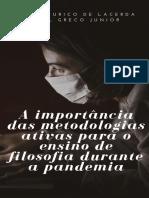 A Importância Das Metodologias Ativas para o ensino de Filosofia durante a pandemia
