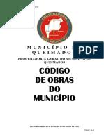 LC 007 - Código de Obras (consolidado em 21 - janeiro - 2014)