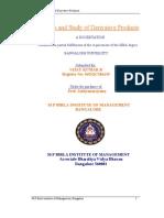 Analysis & Study of Derivatives Market