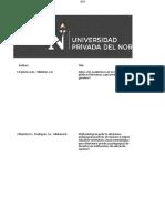 Modelo de Matriz Para Recoleccion (2)