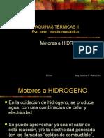 Motores a HIDROGENO