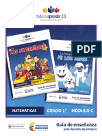 Matematicas Grado 1 Situacion 4 - 5 Docentes