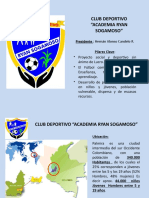 Club Deportivo Academia Ryan Sogamoso