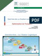 REL M16_Optimisation Du Transport