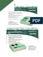 COAGULOMETRO CL 2000 MANUAL