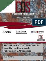 Darío Dell'Orto - Ppt - Recubrimientos Temporales