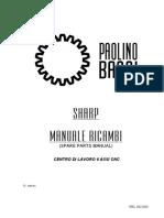 SpareParts Sharp OSAI