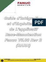 Guide d'Intégration de l'Applicatif Base-Manutention FANUC v5.00_Rev_B_approuvée