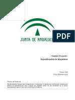 ERQ [PROY] Especificacion Requisitos
