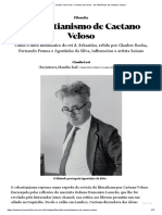 Quatro Cinco Um_ a revista dos livros - As influências de Caetano Veloso