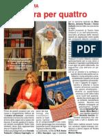Recensione della commedia Anatra all'arancia al Teatro Sala Umberto di Roma