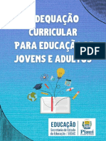 PRIORIZAÃ_Ã_O CURRICULAR EJA 2021