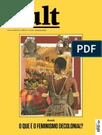 Cult 262 – O que é o feminismo decolonial by Vários Autores