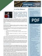 Fleishman Hillard Budget Insights Special, March 2011