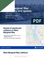 SDOT West Marginal Way info