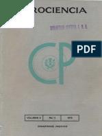 1970 Estudio Morfologico - Agrociencia 5-1 1970