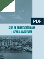 Guia de Orientacao Para Licenciamento Ambiental 2015 Esp-1
