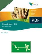 Treinamento Riscos Críticos DIFC
