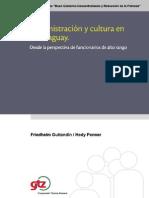 Administración y Cultura en el Paraguay - PortalGuarani.com