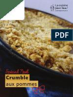Cuisine Pour Tous Recette Crumble