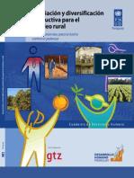 Asociación y diversificación productiva para el empleo rural- PortalGuarani.com