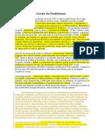 Características Gerais do Positivismo e do Idealismo