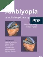 Amblyopia, A Multidisciplinary Approach_
