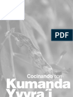 Cocinando con kumanda yvyra'i - PortalGuarani.com