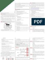 Aquecedor Tholz - MDX561R-v2013-90~240Vca - P474