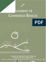 Cuadernos de Contenidos Básicos - PortalGuarani.com