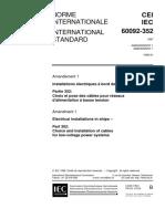 IEC 60092-352