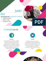 EVENTO NACIONAL-COLOMBIAMODA