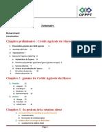 Rapport de Stage Gestion de La Relation Client
