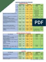 Plazos en El Proceso Civil Peruano PDF