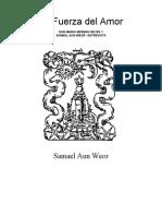 La Fuerza del Amor - Samael Aun Weor