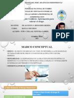 Analisis Crediticio - Banca