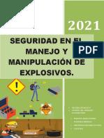 Monografia de Explosivos 2021