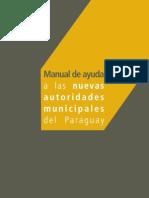 Manual de Ayuda a Las Nuevas des Municipales Del Paraguay - PortalGuarani.com
