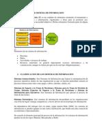 DEFINICION DE SISTEMA DE INFORMACION