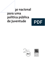 Diálogo nacional para uma política pública de juventude