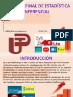 PPT final Estadistica inferencial
