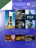 2. Diseño de pozos verticales de extracción