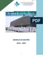 Modelo de Gestion Hra 2019 2023