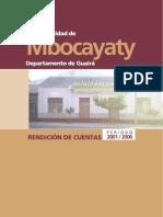 Municipalidad de Mbocayaty - Departamento del Guairá -  PortalGuarani.com