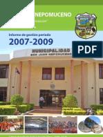 Municipalidad de SAN JUAN NEPOMUCENO - PortalGuarani.com