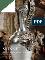 European Furniture & Decorative Arts featuring Silver | Skinner Auction 2542B